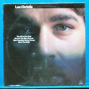 Lou Christie (saddle the wind/beyond the blue horizon) 초반 비매품