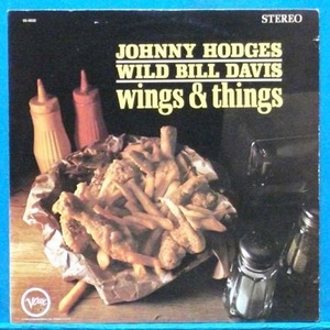 Johnny Hodges/Wild Bill Davis (wings & things)