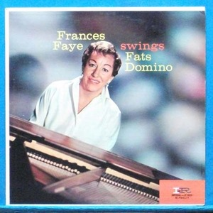 Frances Faye swings Fats Domino