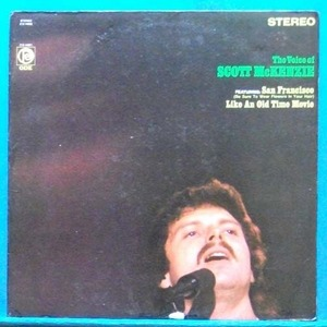 Scott McKenzie (San Francisco) 영국 초반