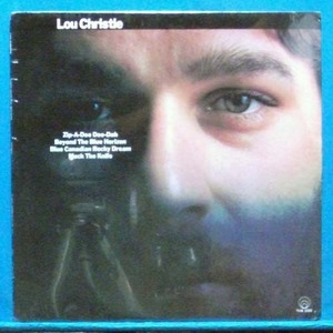 Lou Christie (saddle the wind/beyond the blue horizon) 미국 초반 미개봉
