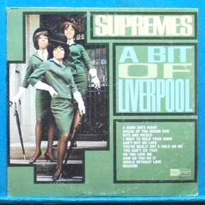 the Supremes (a bit of Liverpool) 모노 초반