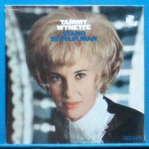 Tammy Wynette (stand by your man) 스테레오 초반 미개봉