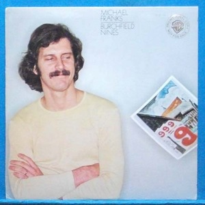 Michael Franks (Burchfield nines) 비매품