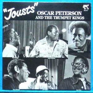 Oscar Peterson and the Trumpet Kings (jousts)