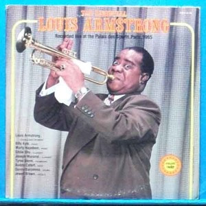 the essential Louis Armstrong 2LP's