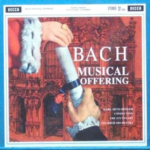 Munchinger, Bach musical offering