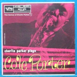 the Genius of Charlie Parker #5 (plays Cole Porter)