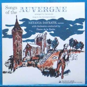 Netania Davrath (Songs of Auvergne) 2LP's