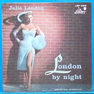 Julie London (London by night) 모노 초반