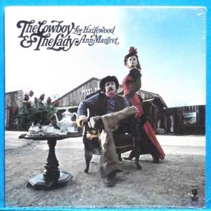 Lee Hazelwood&Ann Margaret (the cowboy and the lady) 초반 미개봉
