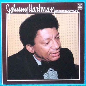 Johnny Hartman (once in every life) 1981년 미국 초반