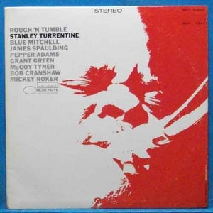 Stanley Turrentine (rough 'n tumble) 스테레오 초반