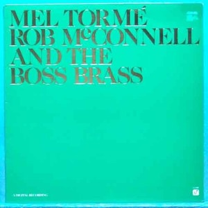 Mel Torme, Rob McConnell and the boss brass