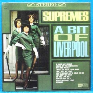 the Supremes (a bit of Liverpool) 스테레오 초반