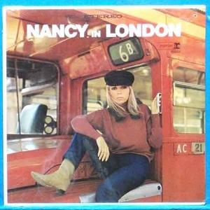 Nancy Sinatra in London (Isummer wine) 초반 스테레오 미개봉