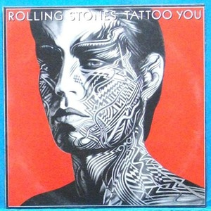 Rolling Stones (tattoo you)