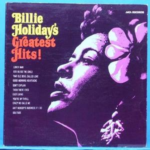 Billie Holiday's greatest hits