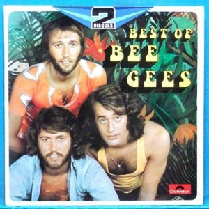 Original best of Bee Gees 2LP's (Holiday) 프랑스 초반