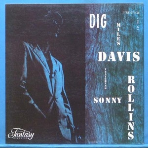 Miles Davis featuring Sonny Rollins (dig)
